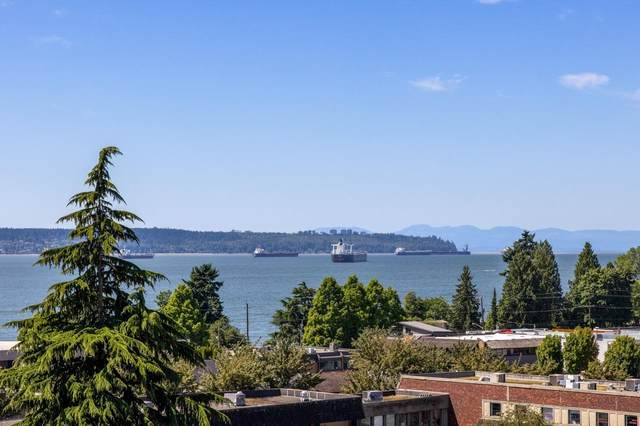 1390 Duchess Avenue #502, West Vancouver, BC V7T 1H6 (#R2595483) :: 604 Realty Group