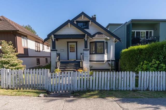 1948 W 41ST Avenue, Vancouver, BC V6M 1Y4 (#R2595489) :: 604 Realty Group