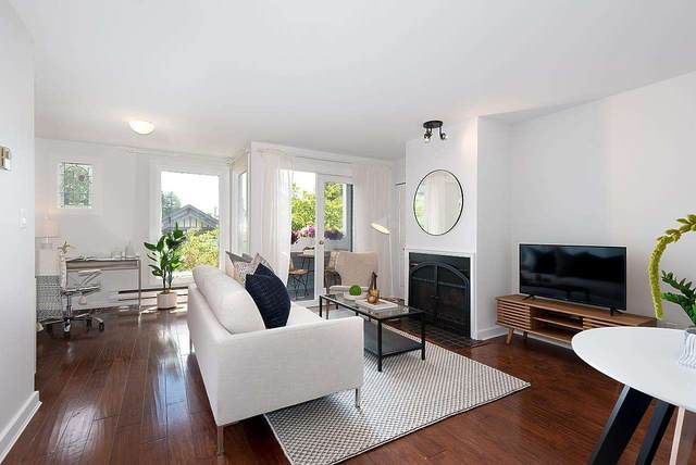 2017 W 15TH Avenue #4, Vancouver, BC V6J 2L4 (#R2595501) :: 604 Realty Group