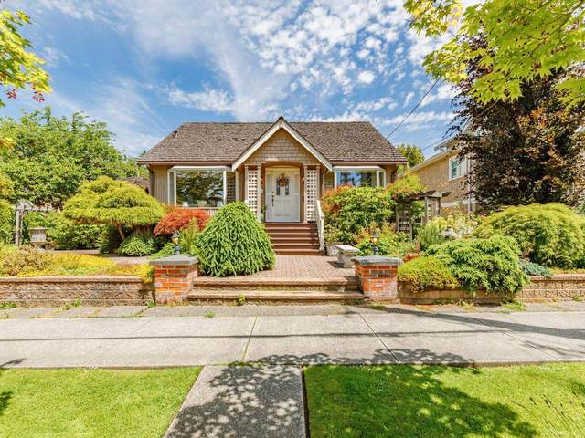 629 Fourth Street, New Westminster, BC V3L 2W1 (#R2595730) :: Initia Real Estate
