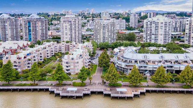 1135 Quayside Drive #105, New Westminster, BC V3M 6J4 (#R2595966) :: 604 Realty Group