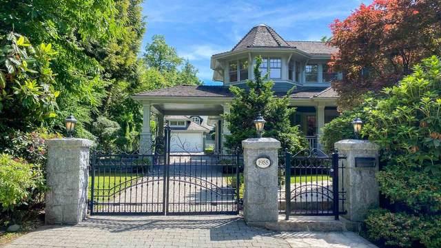 1988 W 18TH Avenue, Vancouver, BC V6J 2N5 (#R2596020) :: Premiere Property Marketing Team