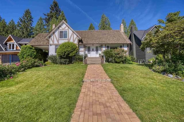 1075 Marigold Place, North Vancouver, BC V7R 2E5 (#R2596110) :: Initia Real Estate