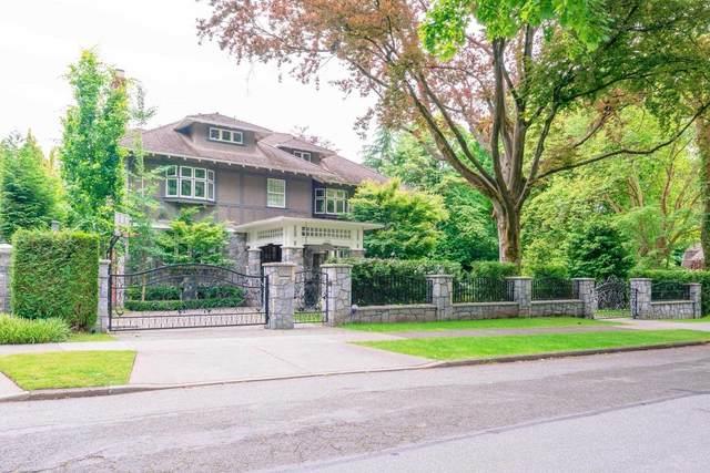 1696 Laurier Avenue, Vancouver, BC V6J 2V4 (#R2596312) :: Premiere Property Marketing Team