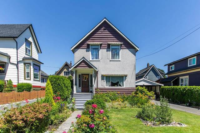 325 Pine Street, New Westminster, BC V3L 2T1 (#R2596318) :: Ben D'Ovidio Personal Real Estate Corporation | Sutton Centre Realty