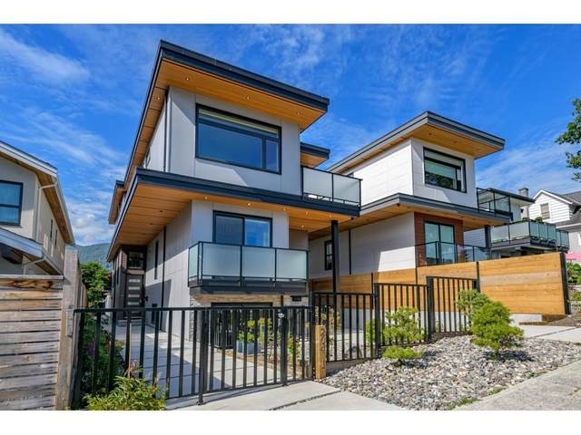 204 E 18TH Street #1, North Vancouver, BC V7L 2X6 (#R2596405) :: 604 Realty Group
