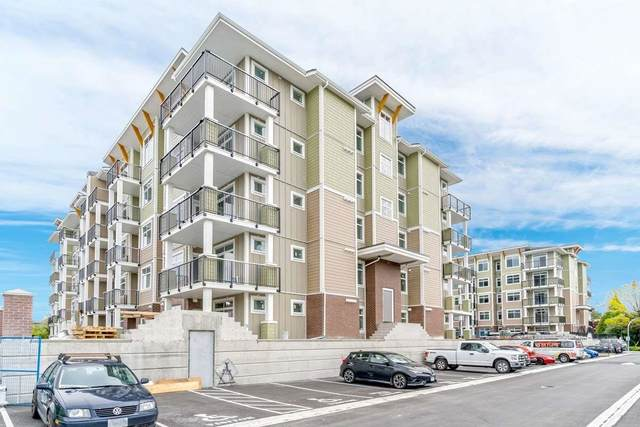 20686 Eastleigh Crescent #308, Langley, BC V3A 0M4 (#R2596417) :: 604 Realty Group