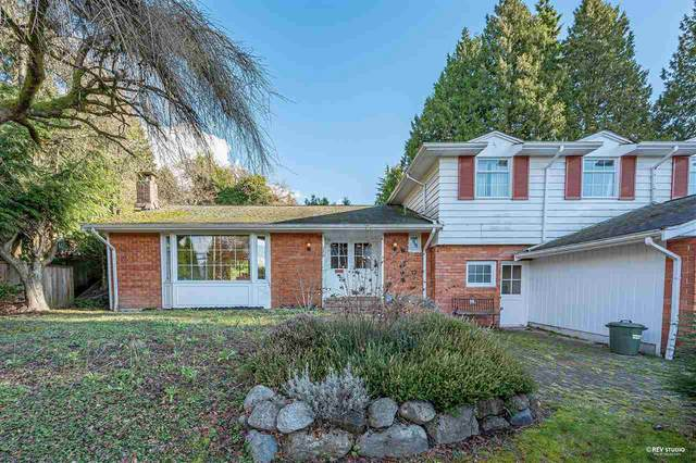 970 11TH Street, West Vancouver, BC V7T 2M3 (#R2596502) :: Initia Real Estate
