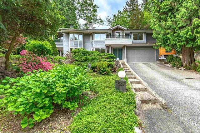 4627 Northwood Drive, West Vancouver, BC V7S 3A7 (#R2596721) :: Initia Real Estate