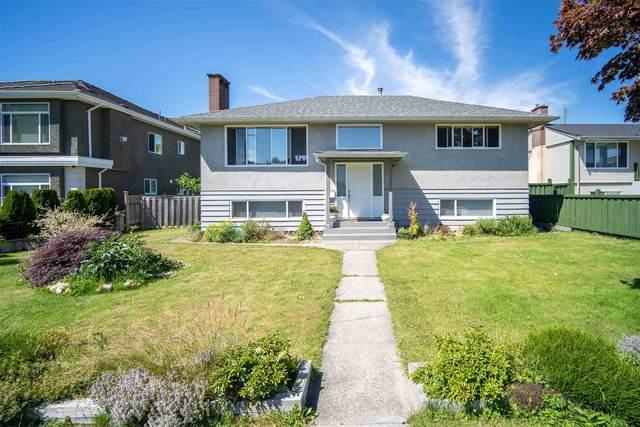 6551 Curtis Street, Burnaby, BC V5B 2A7 (#R2596843) :: Premiere Property Marketing Team