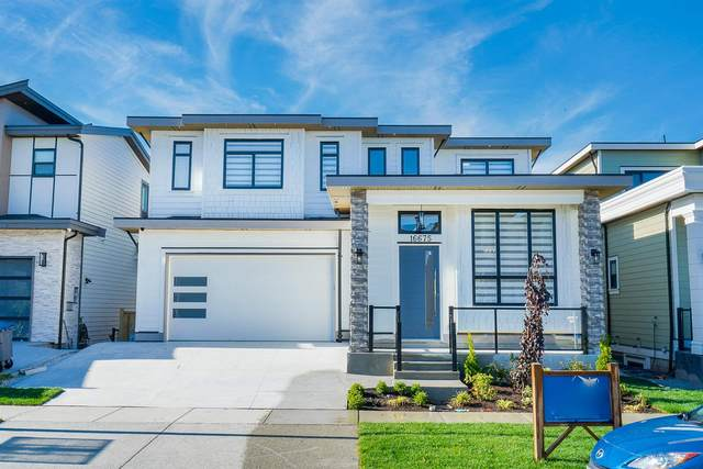 16675 18B Avenue, Surrey, BC V3Z 1A2 (#R2596934) :: Initia Real Estate