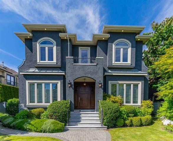 2163 W 18TH Avenue, Vancouver, BC V6L 1A3 (#R2597100) :: Ben D'Ovidio Personal Real Estate Corporation   Sutton Centre Realty