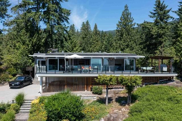 4011 Bayridge Crescent, West Vancouver, BC V7V 3K5 (#R2597164) :: 604 Home Group