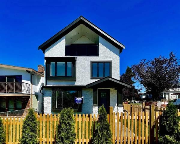 3301 25TH Avenue, Vancouver, BC V5R 2H3 (#R2597263) :: Premiere Property Marketing Team
