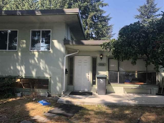 1324 E Keith Road, North Vancouver, BC V7J 1J2 (#R2597367) :: Premiere Property Marketing Team