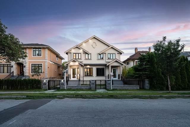 2034 W 42ND Avenue, Vancouver, BC V6M 2B3 (#R2597454) :: Initia Real Estate