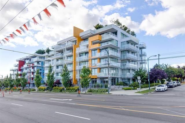 655 W 41ST Avenue #106, Vancouver, BC V5Z 2N1 (#R2597709) :: Initia Real Estate