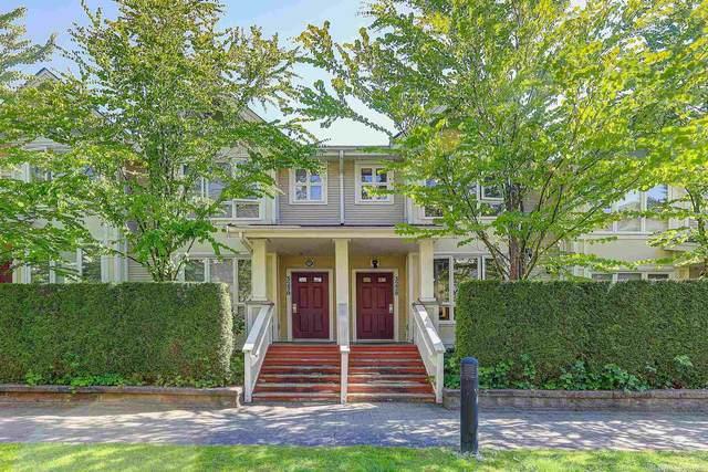 3228 E 54TH Avenue, Vancouver, BC V5S 4W7 (#R2597731) :: Ben D'Ovidio Personal Real Estate Corporation   Sutton Centre Realty