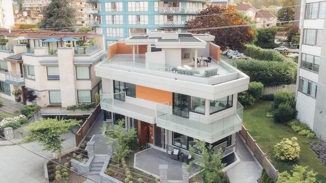 2171 Argyle Avenue, West Vancouver, BC V7V 1A2 (#R2597806) :: Premiere Property Marketing Team