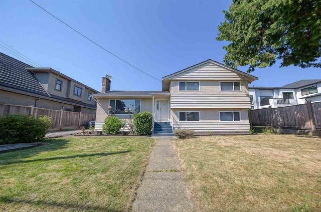 3311 Barmond Avenue, Richmond, BC V7E 1A1 (#R2597855) :: Initia Real Estate