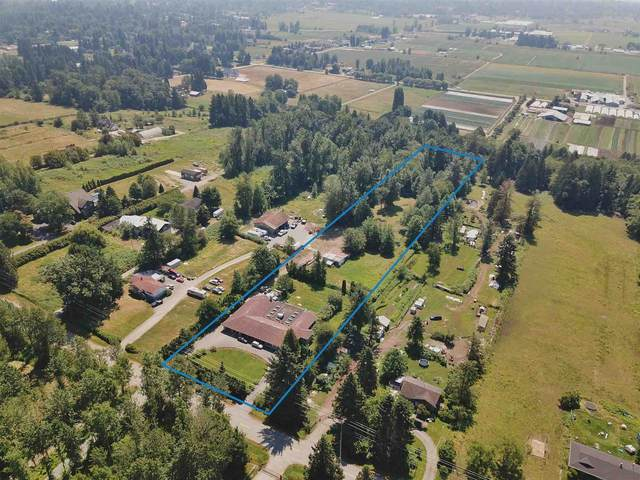 18148 92 Avenue, Surrey, BC V4N 3Y6 (#R2597925) :: Initia Real Estate