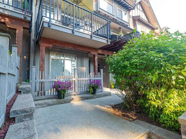 55 Hawthorn Drive #19, Port Moody, BC V3H 0B3 (#R2597938) :: Initia Real Estate