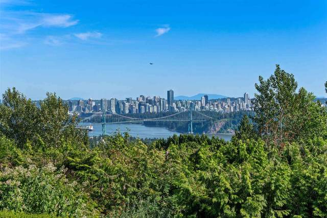 1470 Tyrol Road, West Vancouver, BC V7S 2L6 (#R2598010) :: Initia Real Estate