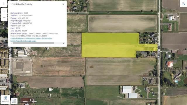 12191 Gilbert Road, Richmond, BC V7E 2H7 (#R2598022) :: Initia Real Estate
