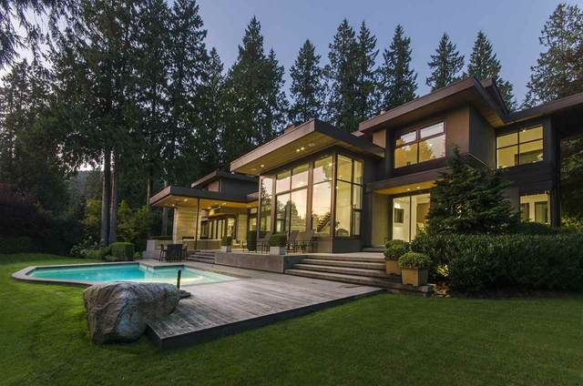 2998 Rosebery Avenue, West Vancouver, BC V7V 3A7 (#R2598126) :: Ben D'Ovidio Personal Real Estate Corporation | Sutton Centre Realty