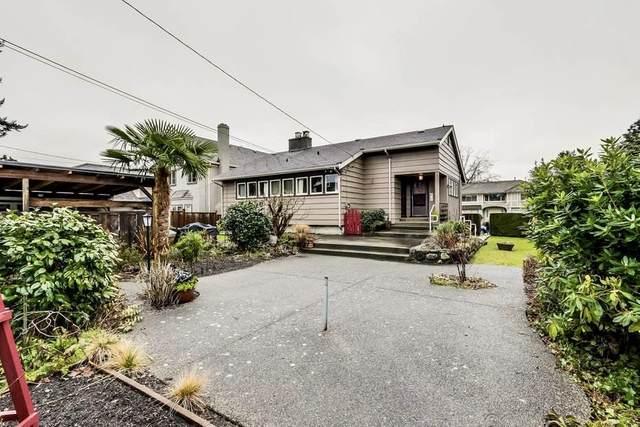 2177 W 54TH Avenue, Vancouver, BC V6P 1P7 (#R2598211) :: Initia Real Estate