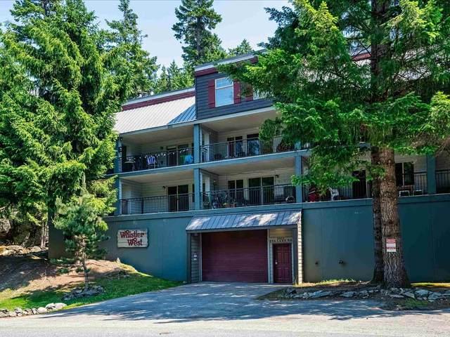 2201 Eva Lake Road #26, Whistler, BC V8E 0A6 (#R2598231) :: 604 Realty Group