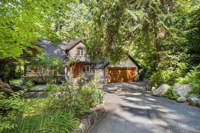 3179 Capilano Crescent, North Vancouver, BC V7R 4H4 (#R2598363) :: Ben D'Ovidio Personal Real Estate Corporation | Sutton Centre Realty