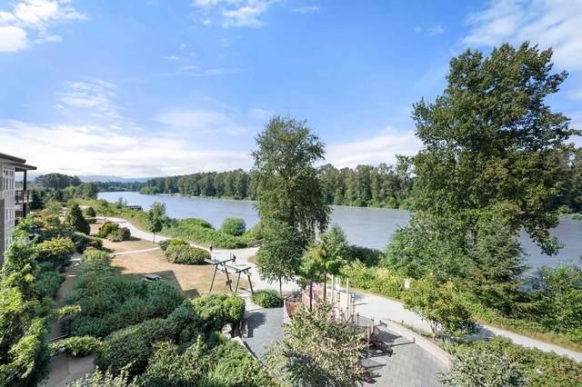 23255 Billy Brown Road #408, Langley, BC V1M 0C8 (#R2598368) :: Initia Real Estate