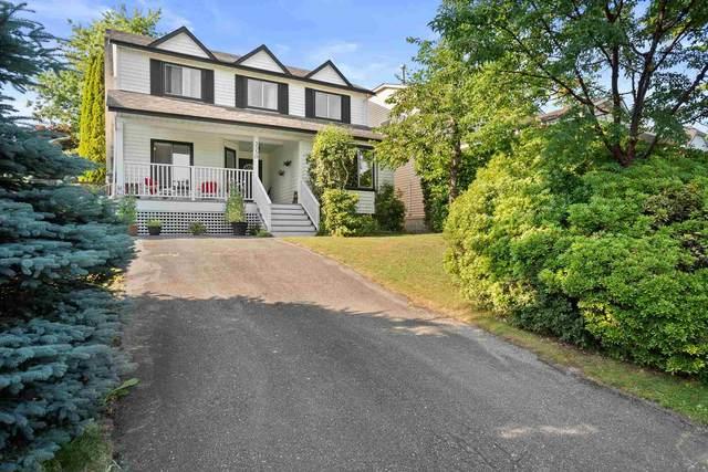 3350 Garibaldi Drive, North Vancouver, BC V7H 2S4 (#R2598412) :: Initia Real Estate