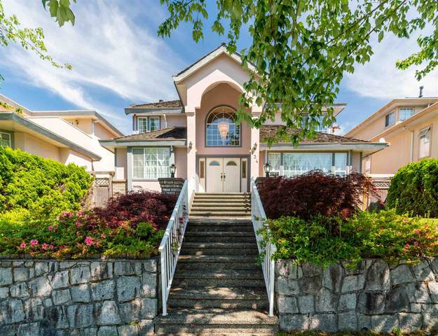 134 Ravine Drive, Port Moody, BC V3H 4T2 (#R2598426) :: Premiere Property Marketing Team