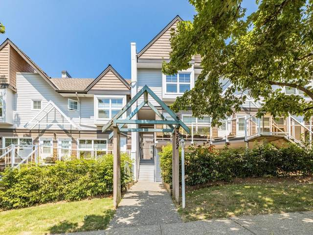 3787 Pender Street #301, Burnaby, BC V5C 2L2 (#R2598443) :: Initia Real Estate