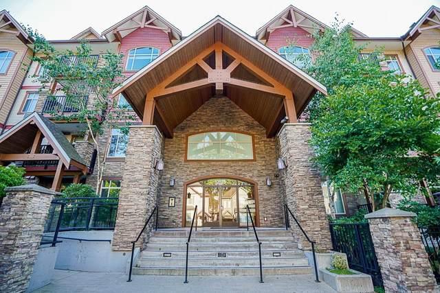 12525 190A Street #310, Pitt Meadows, BC V3Y 0E1 (#R2598457) :: Initia Real Estate