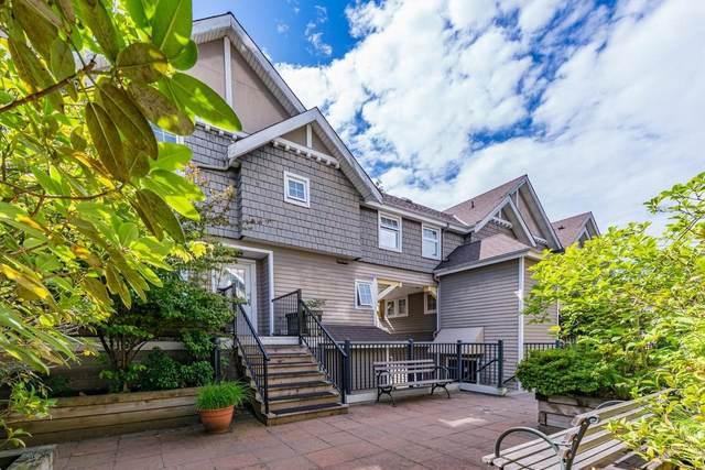 6262 Ash Street #6, Vancouver, BC V5Z 3G9 (#R2598510) :: Initia Real Estate