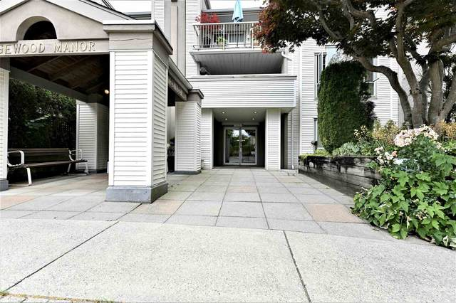19122 122ND Avenue #215, Pitt Meadows, BC V3Y 2N7 (#R2598677) :: Initia Real Estate