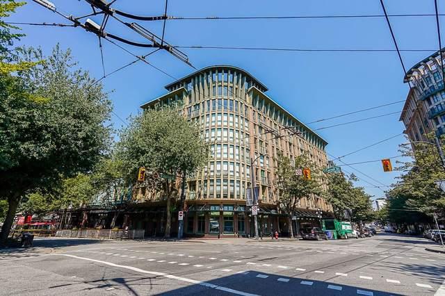 1 E Cordova Street #502, Vancouver, BC V6A 4H3 (#R2598724) :: Initia Real Estate