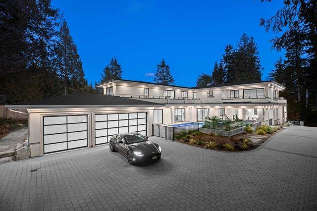 4485 Keith Road, West Vancouver, BC V7W 2M7 (#R2598760) :: Ben D'Ovidio Personal Real Estate Corporation   Sutton Centre Realty