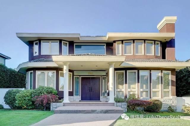 1163 W 39TH Avenue, Vancouver, BC V6M 1S7 (#R2598783) :: Premiere Property Marketing Team