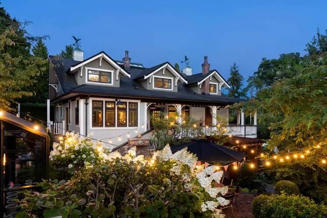 6476 Blenheim Street, Vancouver, BC V6N 1R5 (#R2598795) :: Initia Real Estate