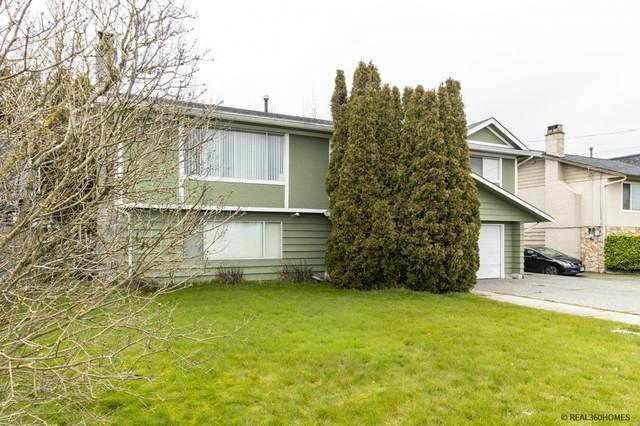 6077 48A Avenue, Ladner, BC V4K 1Y7 (#R2598817) :: Ben D'Ovidio Personal Real Estate Corporation | Sutton Centre Realty