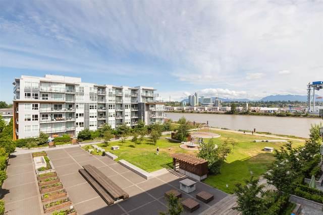10177 River Drive #409, Richmond, BC V6X 0S2 (#R2598877) :: Initia Real Estate