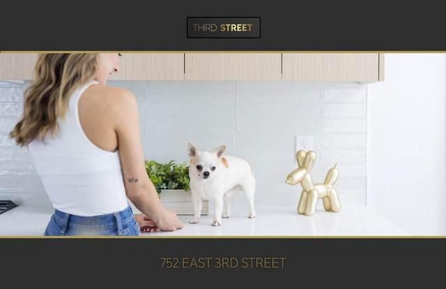 748 E 3RD Street #103, North Vancouver, BC V7L 1G9 (#R2598896) :: Premiere Property Marketing Team