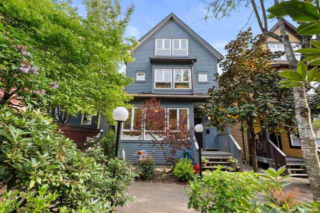 1071 E Pender Street, Vancouver, BC V6A 4H9 (#R2598945) :: 604 Realty Group