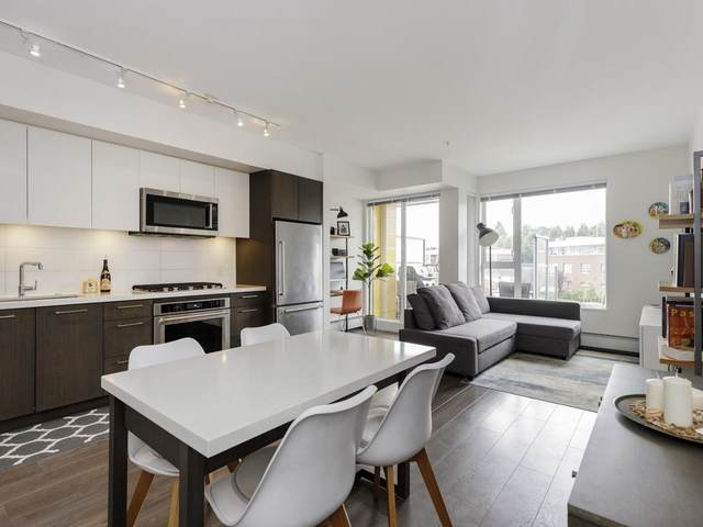 417 Great Northern Way #411, Vancouver, BC V5T 0G7 (#R2599138) :: Initia Real Estate