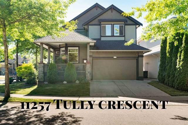 11257 Tully Crescent, Pitt Meadows, BC V3Y 2V8 (#R2599170) :: Initia Real Estate