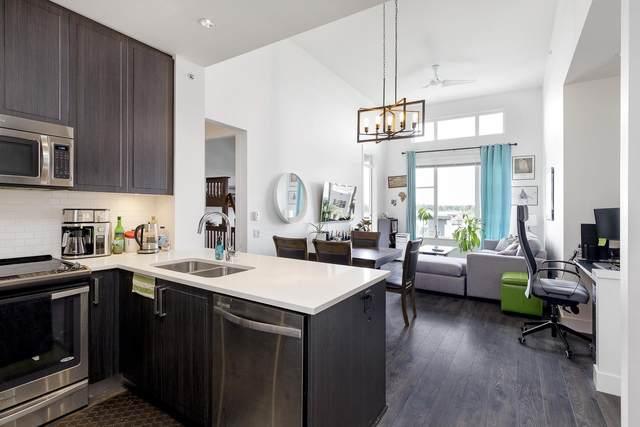 2307 Ranger Lane #405, Port Coquitlam, BC V3B 0L7 (#R2599219) :: Initia Real Estate